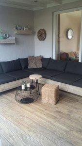 Lounge-Ecksofa Sylvia